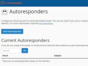 Setting Auto Responder atau Vacation Response pada email